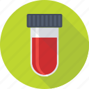 chemical, culture tube, laboratory, sample tube, test tube icon
