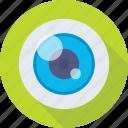 body part, eye, eyeball, human eye, organ icon