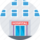 building, medical, medical center, health clinic, hospital