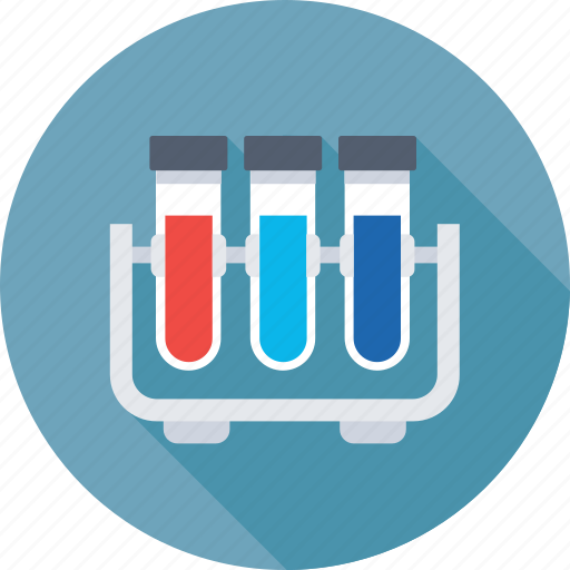 chemical, culture tubes, laboratory, sample tubes, test tubes icon