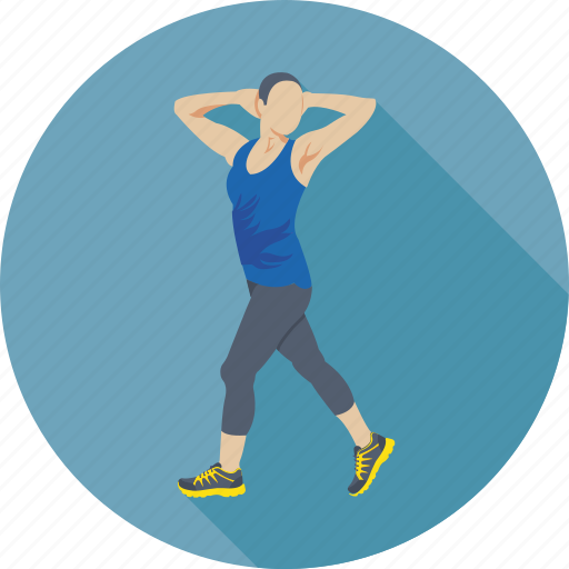 Exercise, fitness, health, stretching, workout icon - Download on Iconfinder