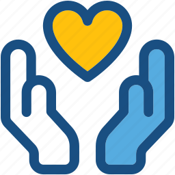 care, charity, donation, health care, heart care icon