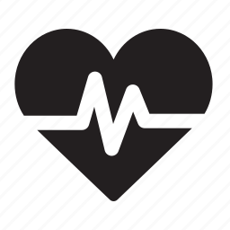 beat, health, heart, heartrate, medical, rate icon