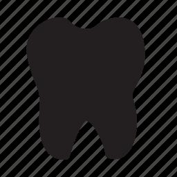 dental, dentist, health, hygiene, medical, tooth icon