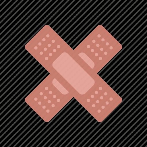 Doctor, health, healthcare, hospital, medical, medicine, plaster icon - Download on Iconfinder
