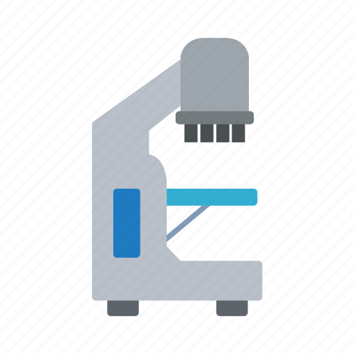 Chemistry, experiment, laboratory, microscope, research, science icon - Download on Iconfinder