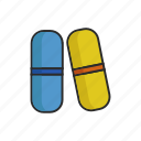 doctor, health, healthcare, hospital, medical, medicine, pills icon