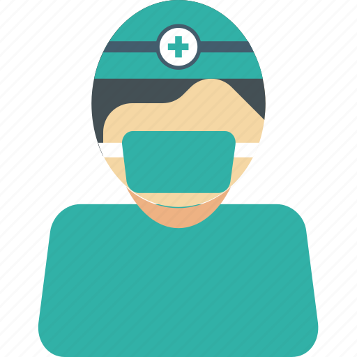 doctor, doctor avatar, medical, medical assistant, physician, surgeon icon