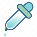 drop, dropper, healthcare, hospital, medicine icon