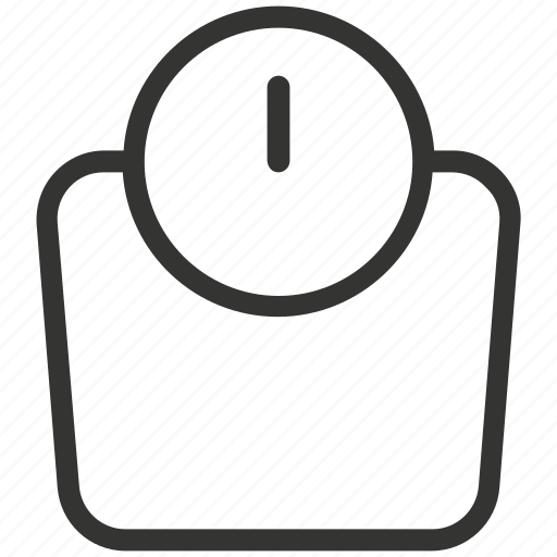 loss, scale, weight, weight management, weight scale icon