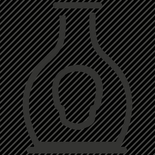 caution, chemical, danger, dangerous chemical, poison, toxic icon