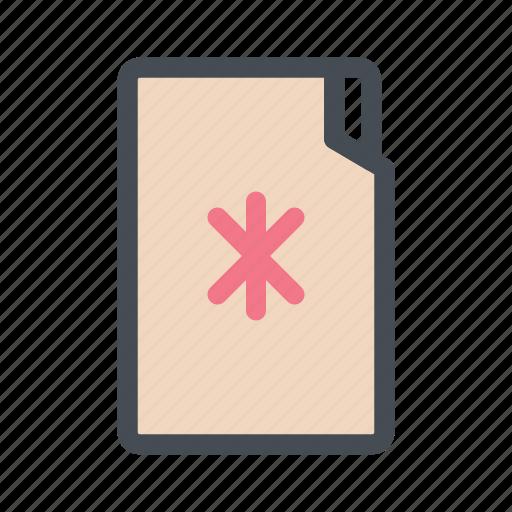 care, document, folder, health, hospital, medical, medicine icon