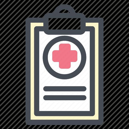 care, document, file, health, hospital, medical, medicine icon