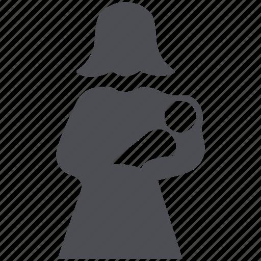 baby, infant, mom, mother, pediatrics, postnatal care icon