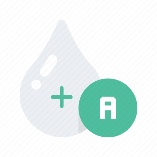 A, blood, health, healthcare, medical, medicine, type icon - Download on Iconfinder