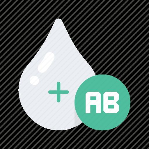Ab, blood, health, healthcare, medical, medicine, type icon - Download on Iconfinder