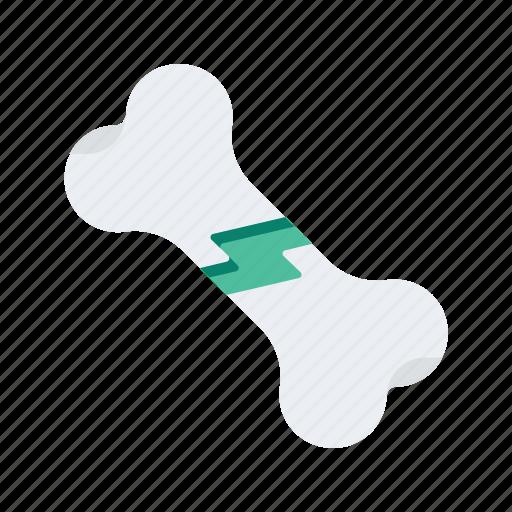 Bone, broken, health, healthcare, medical, medicine icon - Download on Iconfinder