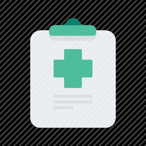 chart, clipboard, health, healthcare, medical, medicine icon