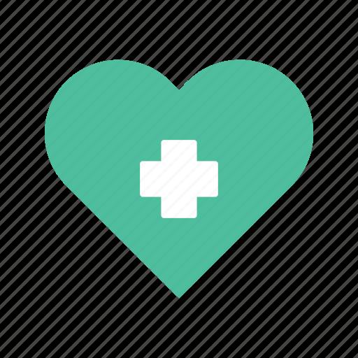 Health, healthcare, heart, medical, medicine icon - Download on Iconfinder