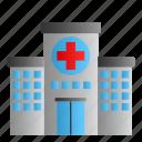 building, clinic, hospital, medical