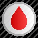 blood, emergency, medical icon