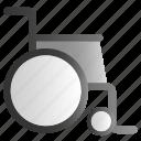 disability, medical, wheelchair