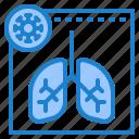 coronavirus, covid19, lungs, virus, xray