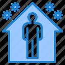 coronavirus, covid19, home, protect, quarantine