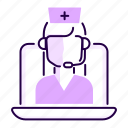 doctor, medical, care, emergency, healthcare, online