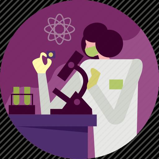 chemistry, education, healthcare, lab, medical, medicine, science icon