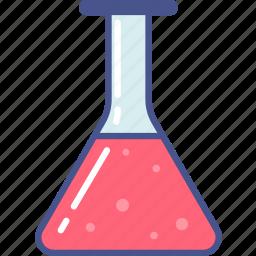 chemistry, laboratory, medicine, test, tube icon