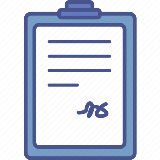 document, health, list, medical icon