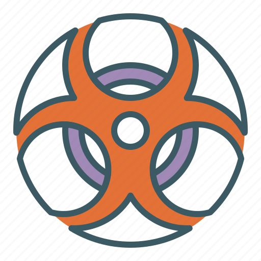 biohazard, circle, disease, infection, pandemic, virus icon