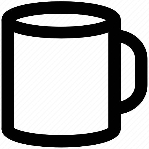 coffee, coffee cup, crockery, cup, tea, tea cup icon