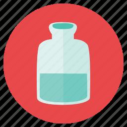 bottle, hospital, medecine, medical, rx icon