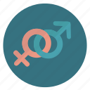 female, male, marriage, medical, sign, signs, unity icon