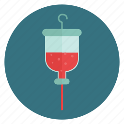 blood, hospital, injection, medical, packed, transfusion, treatment icon