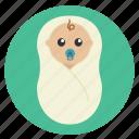 baby, birth, born, child, cute, hospital, medical icon