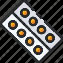 hospital element, medical, nursing, tablets, treatment icon