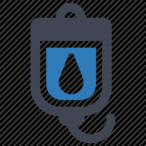 blood, donation, transfusion icon