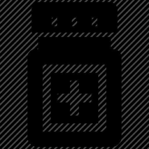 cough syrup, medication, medicine icon