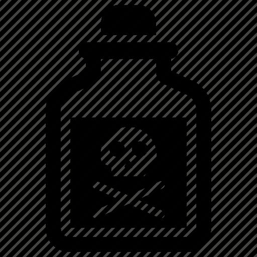 drug, medicine, poison icon