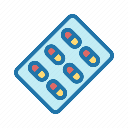 capsuls, drugs, medicine, tablet icon