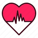 medical, heart, beat, rate