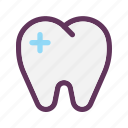 dentist, doctor, healthy, medical, stomatology, surgeon, tooth icon