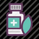 alternative medicine, healthy, herbal, medical, organic, therapy, traditional medicine icon