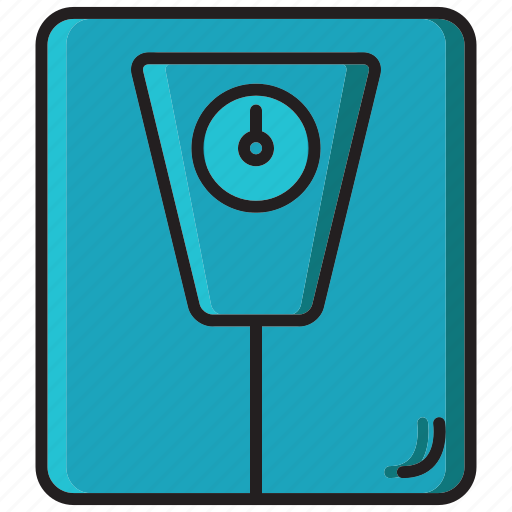 health, hospital, medical, scales, weight, weirht scales icon