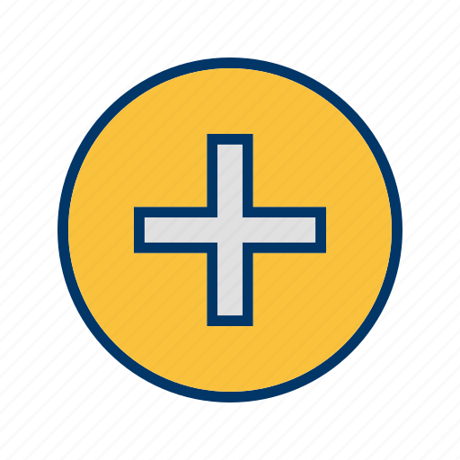 clinic, hospital, medical sign icon
