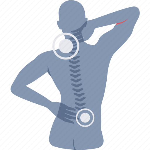 back pain, backpain, cervical, nerve, orthopedics, pain, spinal icon