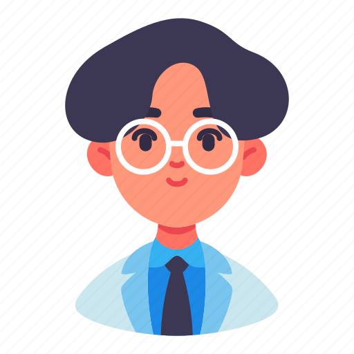 avatar, doctor, hospital, man, people, professor, specialist icon